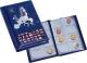 Альбом для монет, с листами NUMIS POCKETEURO 115*165 12 листов на 8 ячеек